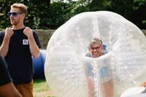 Click to view details and reviews for Body Zorbing.