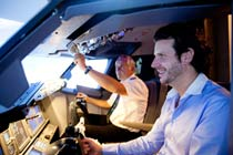 30 Minute Aeroplane Simulator Experience Thumb