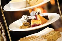 Champagne Afternoon Tea for Two at Doxford Hall Hotel and Spa