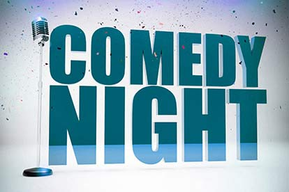 Comedy Night at Just The Tonic for Four