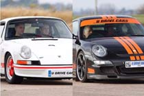Click to view details and reviews for Classic Porsche Vs Modern Porsche.