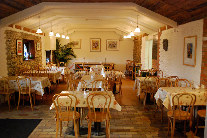 Chilford Hall Winter Wine Tasting with Lunch for Two