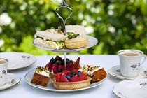 Deluxe Afternoon Tea for Two at The Hickstead Hote