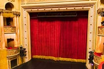 Backstage Tour of Drury Lane with a Meal for Two