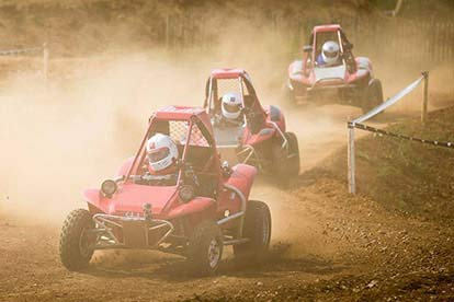 Dirt Buggies and Quad Bike Experience