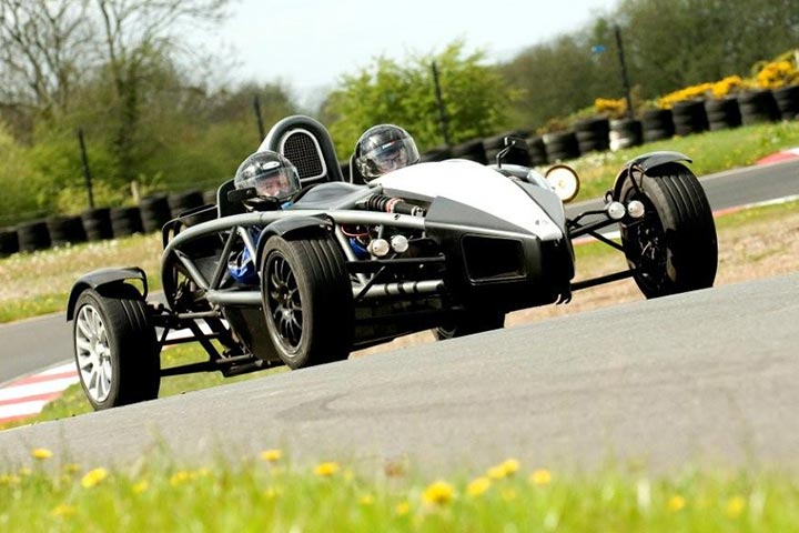 Double Supercar Thrill with Atom Hot Lap