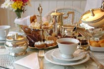 Deluxe Afternoon Tea for Two at The Bagden Hall Hotel Thumb