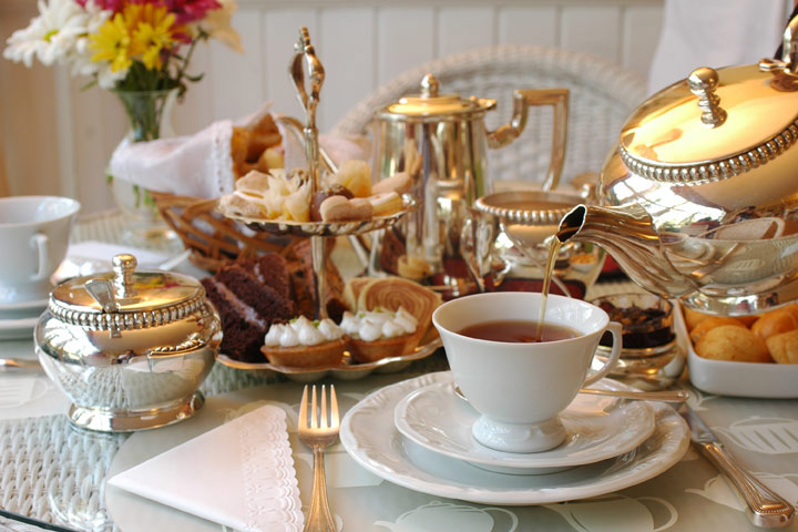 Deluxe Afternoon Tea for Two at The Bagden Hall Hotel