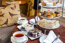 Deluxe Afternoon Tea for Two at The Grovefield House Hotel