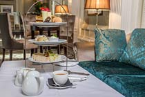 Deluxe Afternoon Tea for Two at The Old Swan Hotel