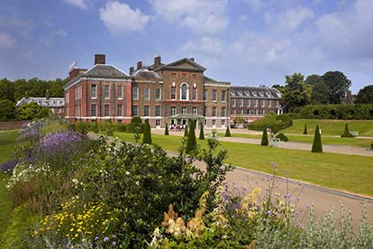 Entrance to Kensington Palace