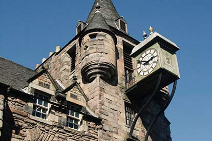 Edinburgh Photography Tour