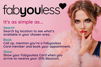 Click to view details and reviews for Fabyouless 12 Month Subscription.