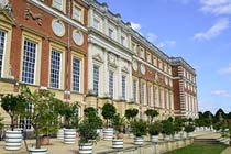 Family Ticket to Hampton Court Palace and Gardens