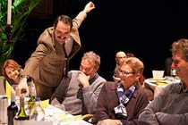 Faulty Towers  Friday or Saturday Evening Dining Experience for Two