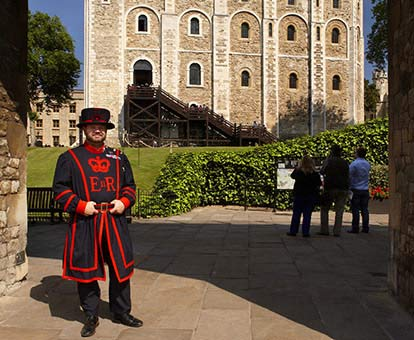 Family Ticket to the Tower of London
