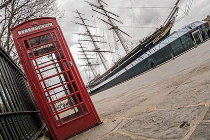 Greenwich Photography Tour