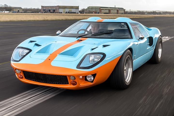Ford GT40 Drive
