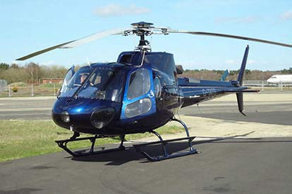 Helicopter City Tour