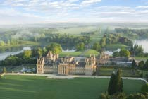 Visit to Blenheim Palace with Champagne Afternoon Tea for Two