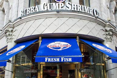 Entrance to The London Dungeons and a Meal at Bubba Gump Shrimp Co for Two Thumb