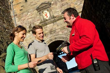 Visit Edinburgh Castle with a Three Course Dinner for Two Thumb