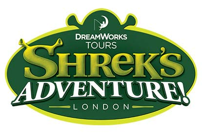 Entrance to Shrek's Adventure! And a Two Course Meal for Two at Azzuro