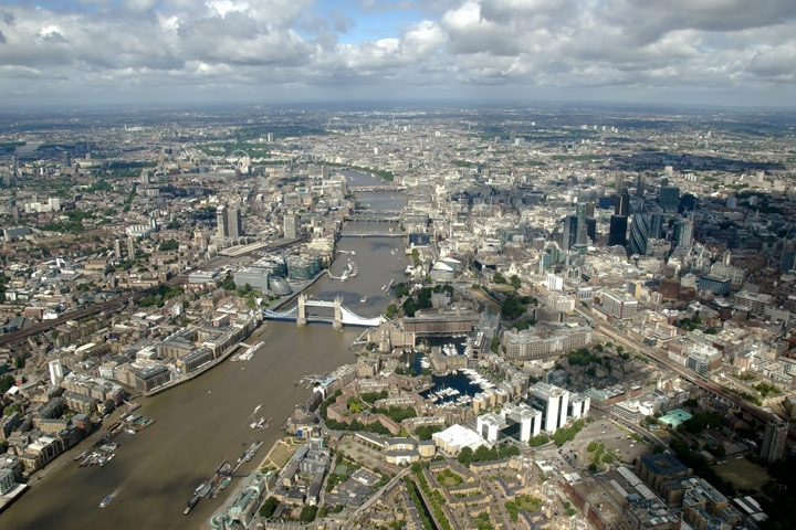 The View from The Shard and Lunch for Two at Strada