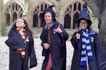 Harry Potter in Oxford Walking Tour for a Family of Four