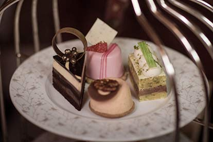 High Tea at The Park Lane Hotel for Two