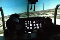 Helicopter Simulator for Two