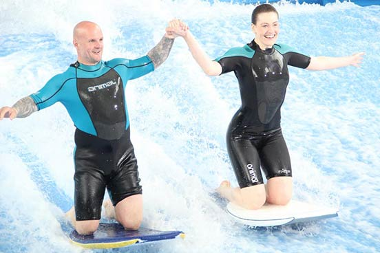 Indoor Surfing Experience