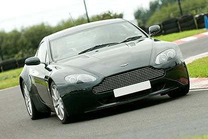 James Bond Double Drive Experience