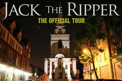Jack The Ripper Tour With Curry For Two