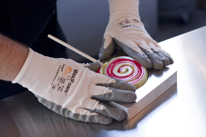Lollipop, Candy Flower or Confectionery Master Class for Two at Spun Candy