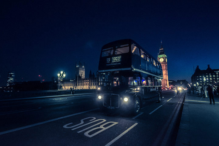 London by Day or Night