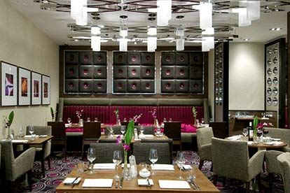 4* London Hotel Dining for Two