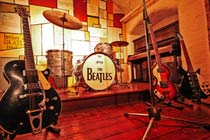 Beatles Story Exhibition and Three Course Meal for Two Thumb