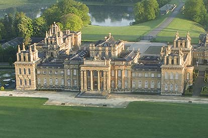 Entrance to Blenheim Palace and a Meal at The Woodstock Arms for Two