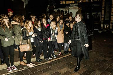 Liverpool Ghost Walk for Two Thumb
