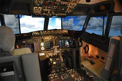 30 Minute Flight Simulator