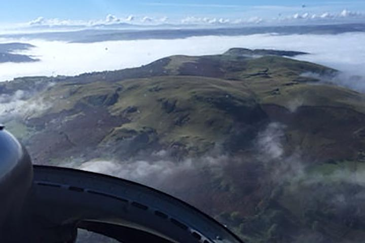 30 Minute Snowdonia Helicopter Tour