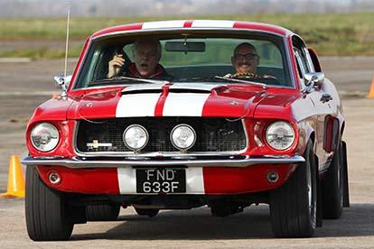 Mustang Fastback Thrill