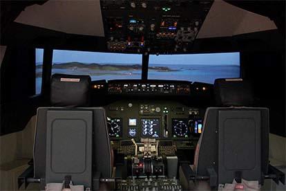 30 Minute Aeroplane Simulator