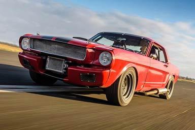 Mustang GT350 Thrill