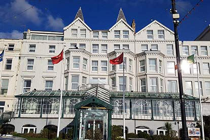 Weekend Murder Mystery Break at The Empress Hotel for Two