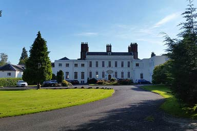 Weekend Murder Mystery Break at Haughton Hall Hotel for Two Thumb