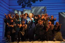 Top Price Tickets to Mamma Mia! and a Meal for Two Thumb