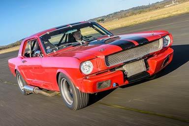 Mustang GT350 Blast