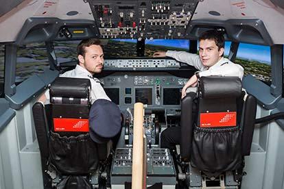 90 Minute Aeroplane Simulator